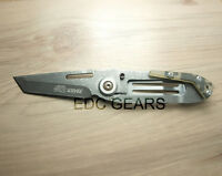 Edc Folding Knife G10 Handle W/clip Tactical Knife 3cr13 Etching Process Sr 066