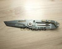 Edc Folding Knife G10 Handle W/clip Tactical Knife 3cr13 Etching Process Sr 066