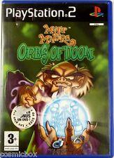 MYTH MAKERS - ORBS of DOOM - jeu video enfants console PlayStation 2 Sony PS2
