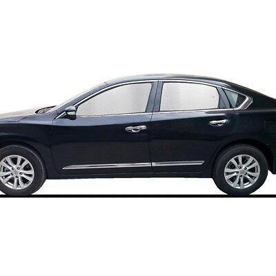 Fit For Nissan Altima 2013-2018 Sedan Side Window UV Block  Sunshade 4pcs