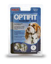 HALTI Dog OptiFit Headcollar, Medium 38-51cm