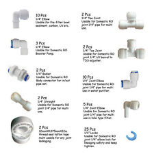Avipure's RO & other water purifier complete connector set of Elbow