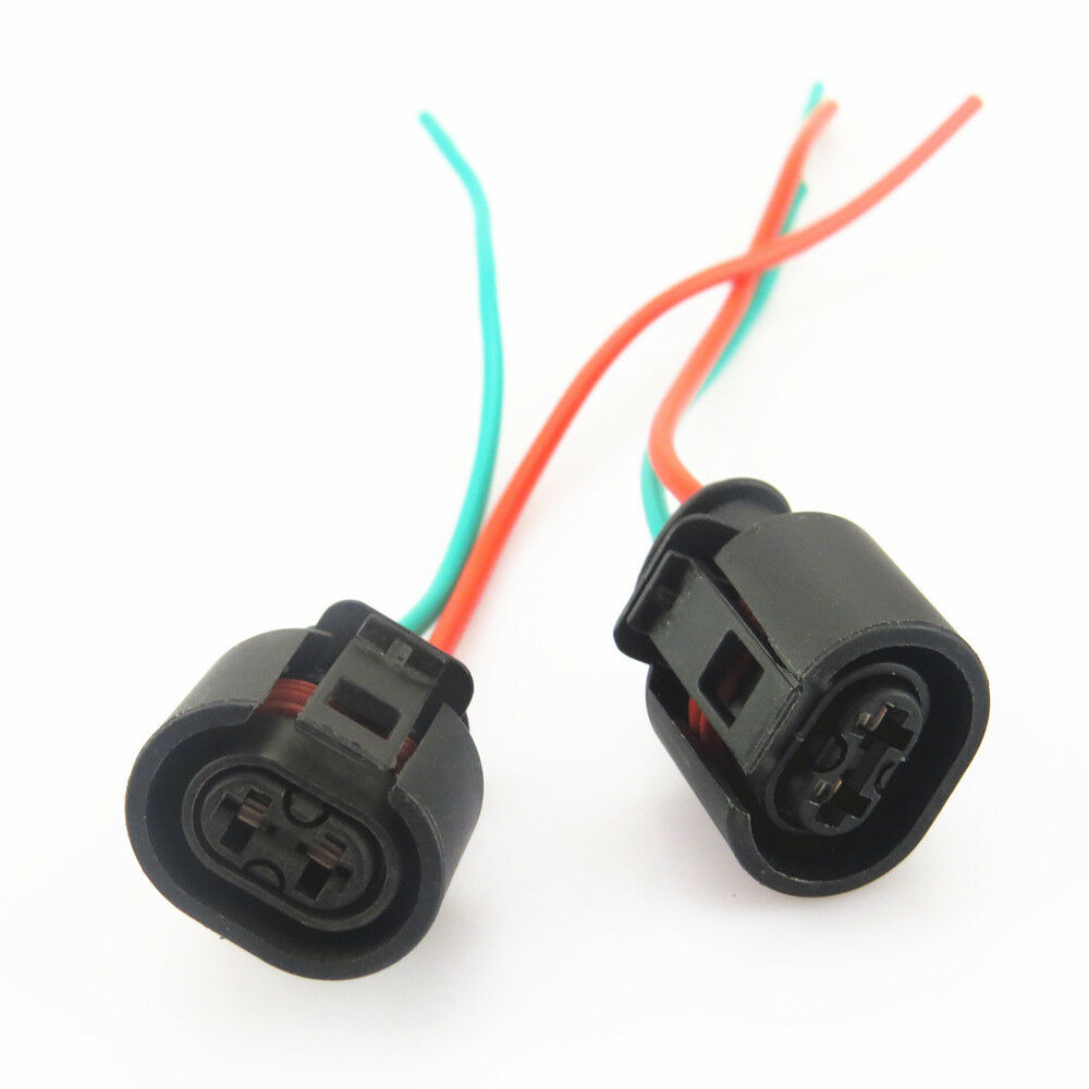 Abs Sensor Cable Plug Wiring Pigtail For Vw Jetta Gti Golf