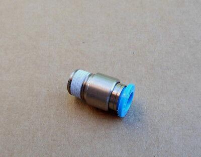 1 Stück Festo Steckverschraubung QS-1//8-6   153002  NEU