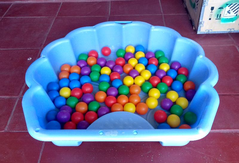 Play Sand,ball & Pool Pit For Kids