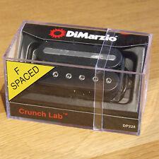 DiMarzio Crunchlab recoger en Negro DP228F