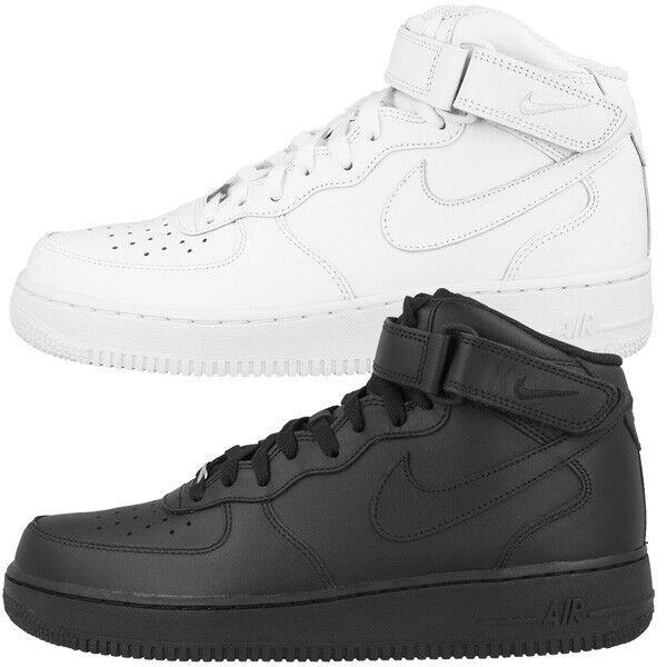 Nike Air Force 1 '07 Mid zapatos Retro zapatilla de deporte High zapatillas Basketball 315123