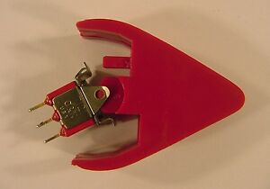 Digital-DEC-Red-Flip-Switch-from-PDP11-70-Front-Panel