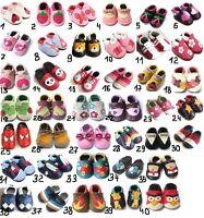 NEU!Schuhe, Ballerinas, Lederpuschen, Hausschuhe, Krabbelschuhe,Pantoffel,Sommer