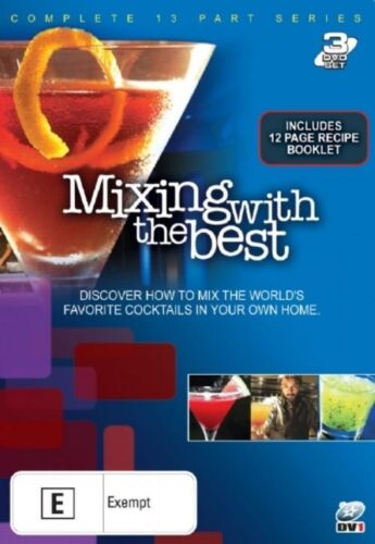 1 of 1 - Mixing With The Best (DVD, 2006, 3-Disc Set)