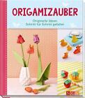 Origamizauber von Evi Binzinger, Nick Robinson und Stefan Delecat (2016, Gebundene Ausgabe)
