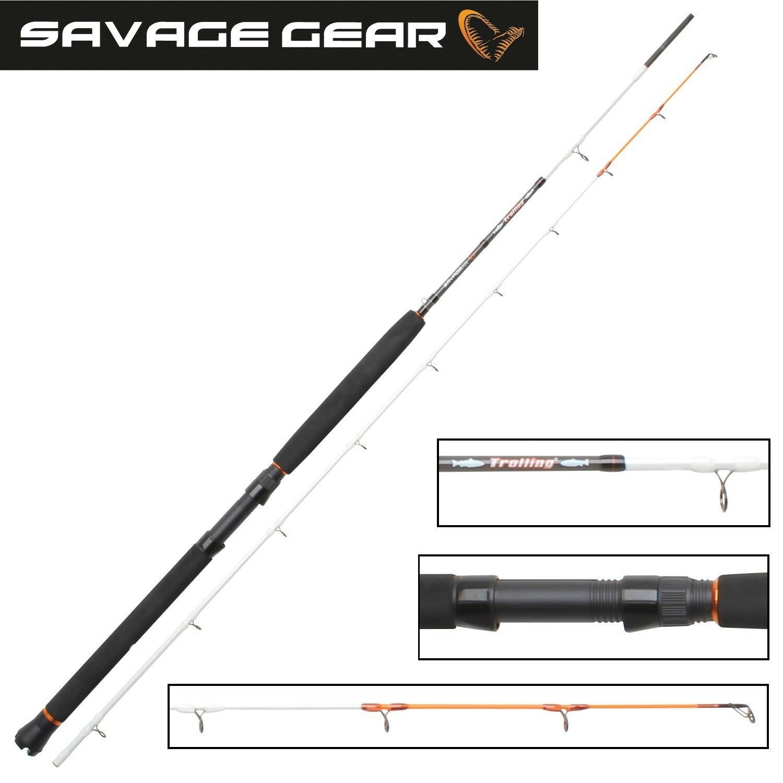 Savage Gear Trolling2 15-30lbs Dipsy 270cm 15-30lbs Trolling2 Trollingrute zum Schleppangeln 485986
