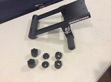 Msx125 Grom Sub Cage 12 O'clock Bar Subcage Stunt Pegs AND Axle Sliders 2 PAIR