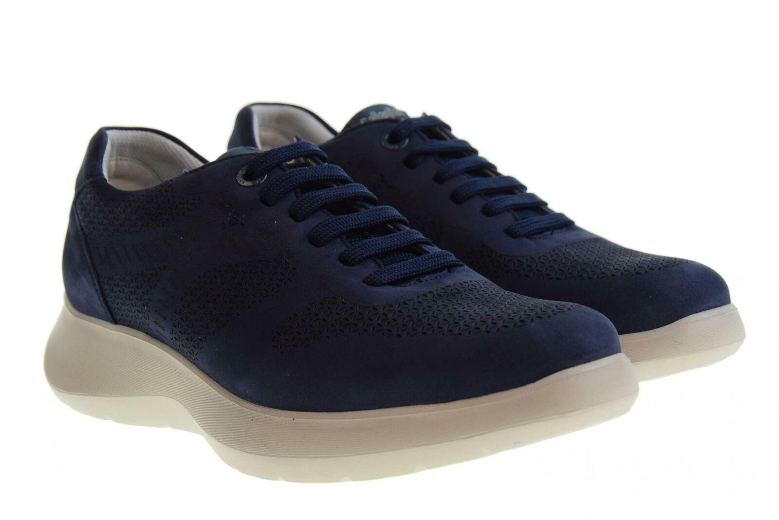 Callaghan P19f shoes pour men - Baskets basses 16602 blue