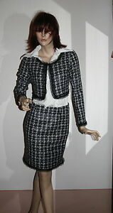 tailleur donna giacca gonna made in italy boutique s l 40 ...