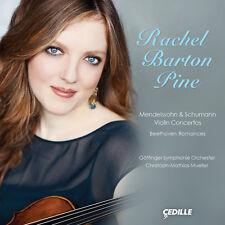 Rachel Barton Pine - Violin Concertos / Romances [New CD]