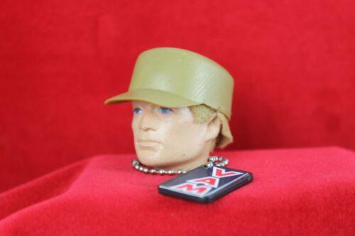 VINTAGE ACTION MAN VINTAGE RESTAURATO Vintage Royal Marine snow cap