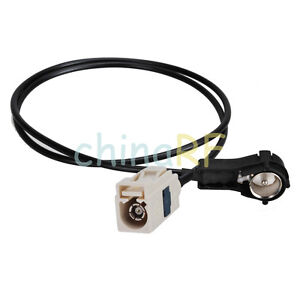 FAKRA-B-female-to-DIN-male-or-ISO-male-extension-cable-for-car-antenna-3m