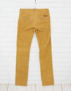 Jack-amp-Jones-Homme-Velours-Pantalon-Gr-W30-L34-Ajustement-Regulier