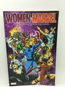 Women-of-Marvel-Celebrating-Seven-Decades-Handbook-TPB-softcover-2010