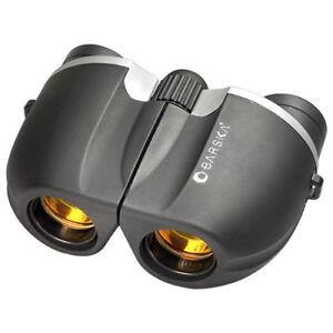 Barska-10X21-Mini-Porro-Binoculars-Blue-Line-w-Case-amp-Wrist-Strap-AB10290