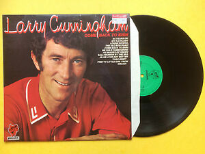 Details about Larry Cunningham - Come Back To Erin, Harp Records HPE-629 Ex  Condition Vinyl LP