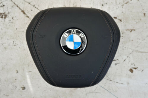 BMW 7 SERIES xDRIVE G11 G12 2015-ON COVER AIRBAG DRIVER STEERING WHEEL AIR BAG