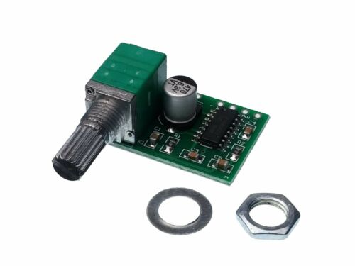 2x3W miniture Modulo di Classe D Amplificatore-PAM8403-2.5-5v compatibile Arduino Amplificatore