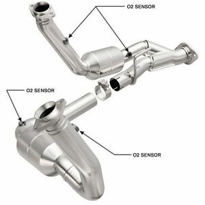 2005 jeep grand cherokee catalytic converter