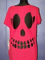 Iron fist - Skull Rocker Pink - Brand New Ladies Top - Official Merch