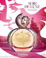 Sisley Paris Eau De Parfum Soir De Lune Pour Femme Voluptueuse 100ml