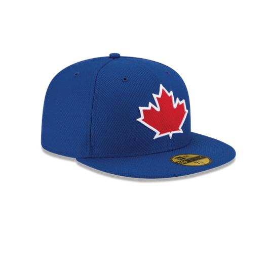 9d70a98c81d New Era 5950 TORONTO BLUE JAYS MLB Diamond Era Cap Batting Practice Fitted  Royal