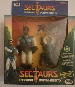 Sectaurs Mantor Gig (le terrible homme insecte)