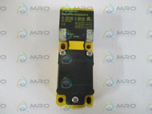 TURCK NI20-CP40-FDZ30X2//S10 NEW NO BOX *