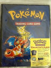 Pokemon Trading Card Collector's Album (1999)   Factory Sealed