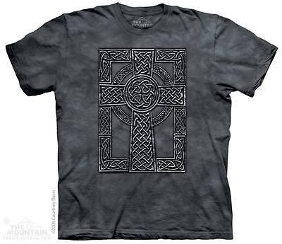 New CELTIC CROSS T Shirt