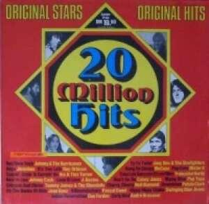 Various-20-Million-Hits-LP-Comp-Vinyl-Schallplatte-79040