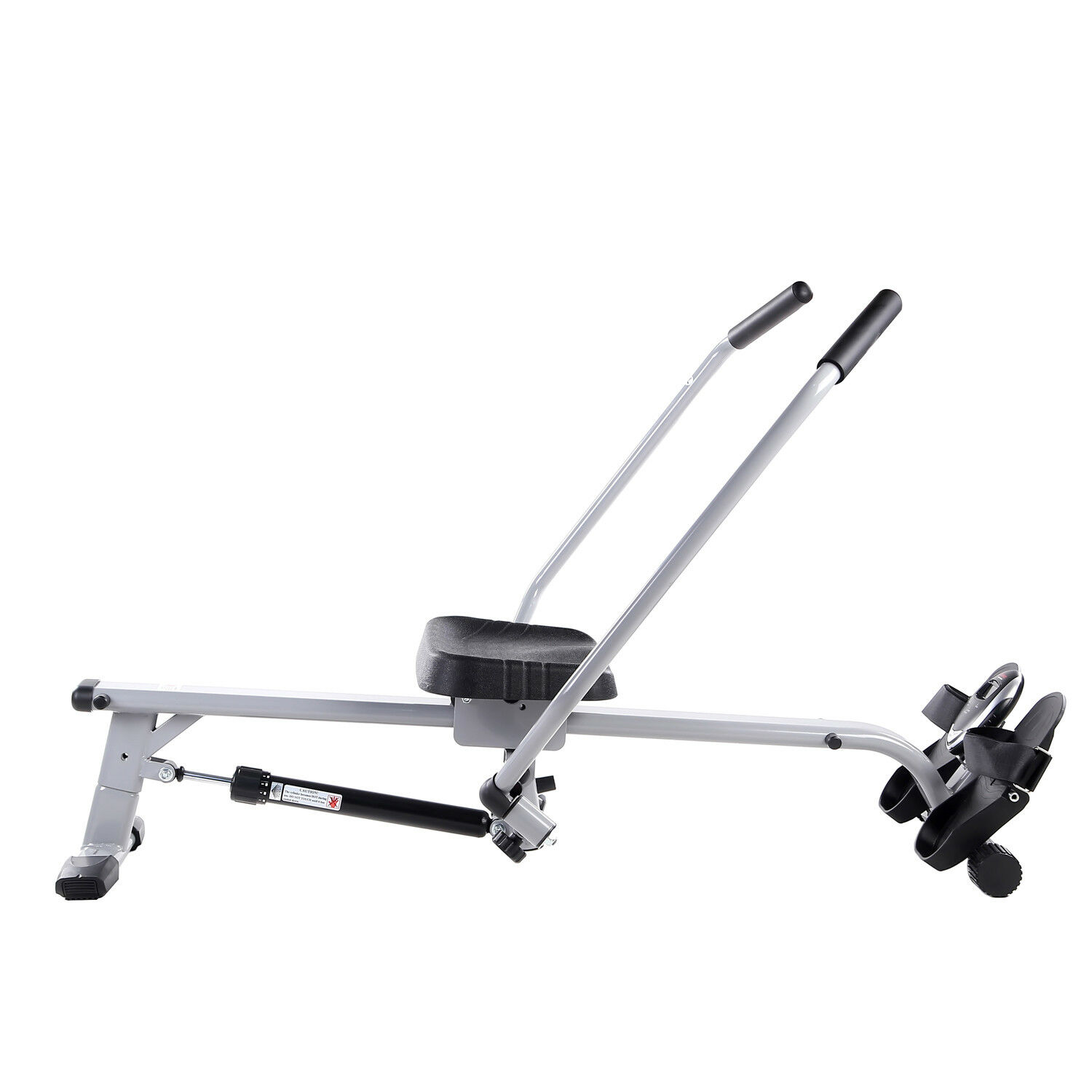 Sunny Health and Fitness Full Motion Rowing Machine Rower with 350lb Capacity an 2