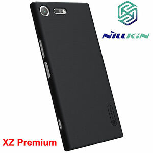 factory authentic 85860 a8549 Details about For Sony Xperia XZ Premium G8142 G8141 Nillkin Frosted Shield  Hard Case Cover