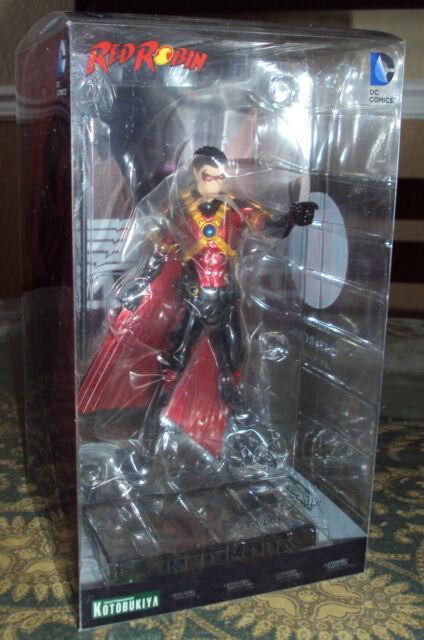 Kotobukiya DC Comics Red Robin Ikemen 1st Edition 1//7 Scale Statue