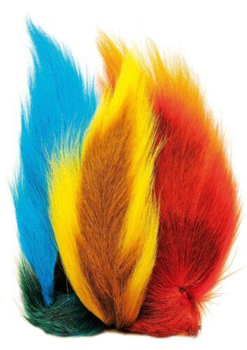 Musky demi-queues dans différentes couleurs de Veniards Matériaux Pour Mouches