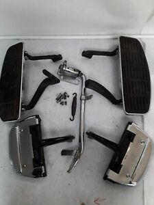 HARLEY-1340-ELECTRAGLIDE-CLASSIC-ULTRA-FLOORBOARDS-DRIVER-PASSENGER-EVO-1998