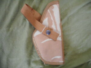 genuine BRITISH ARMY ISSUE osprey mkIII molle HOLSTER RIGHT SIDE new DESERT DPM