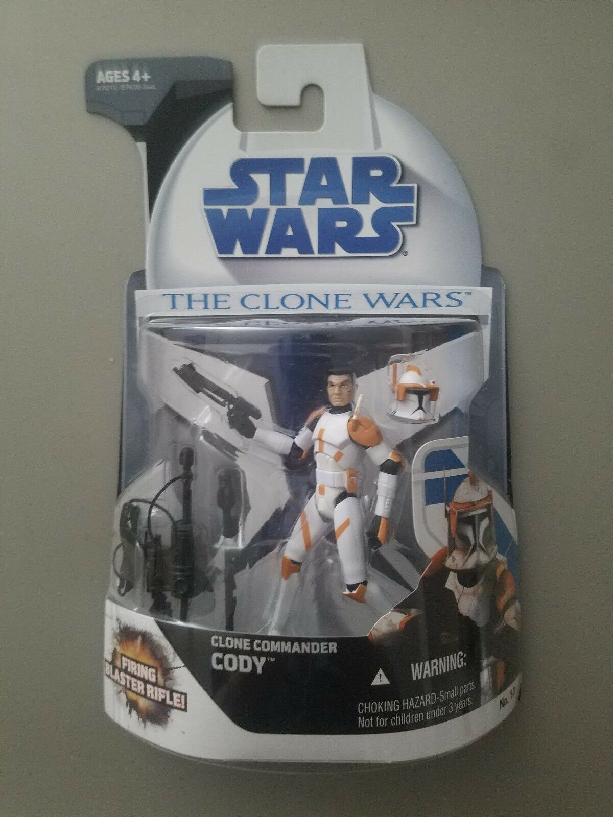 Star - wars - den klonkriegen klon commander cody