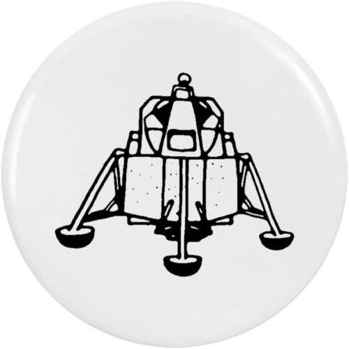 /'Lunar Module/' Button Pin Badges BB018272