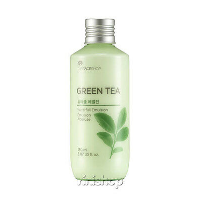 [THE FACE SHOP] Green Tea Waterful Emulsion 150ml Rinishop