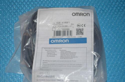 OMRON  E2E-X1R5F1   Proximity Switch