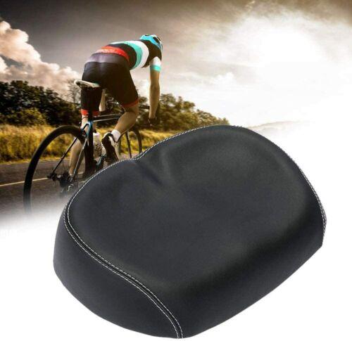 1* Gesundheits Sattel Breite Fahrrad Große MTB Verstellbare Extra Damen Herren
