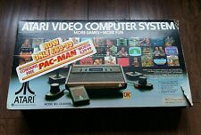 Atari 2600 Games Console with Games