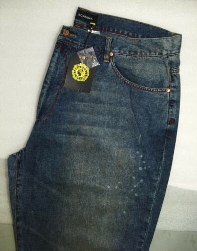 Discount Scandal Clothing Men jeans - Big and tall-dirty wash for sale